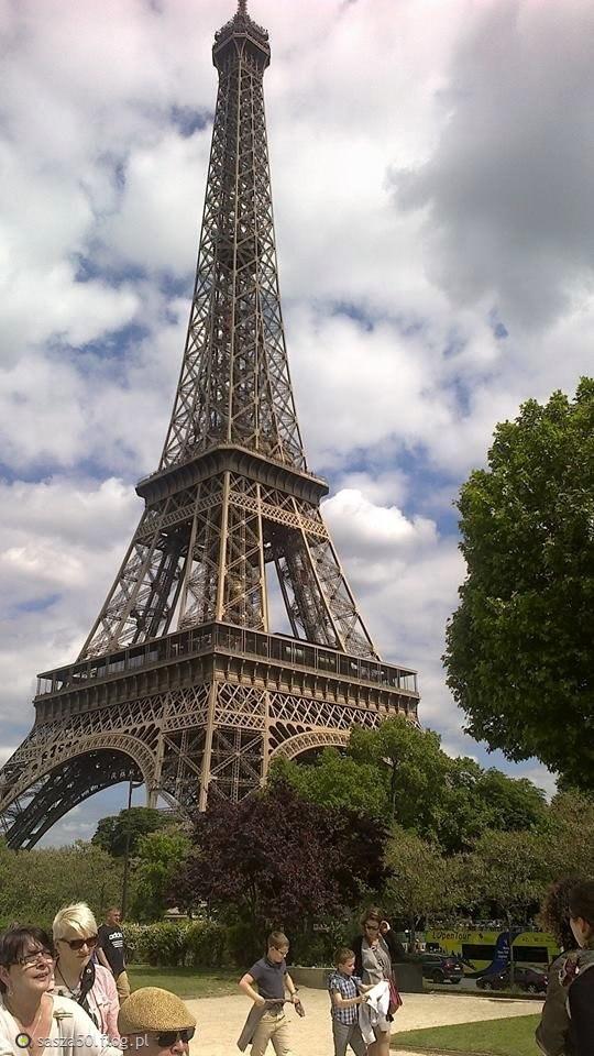 Paryż moja miłość