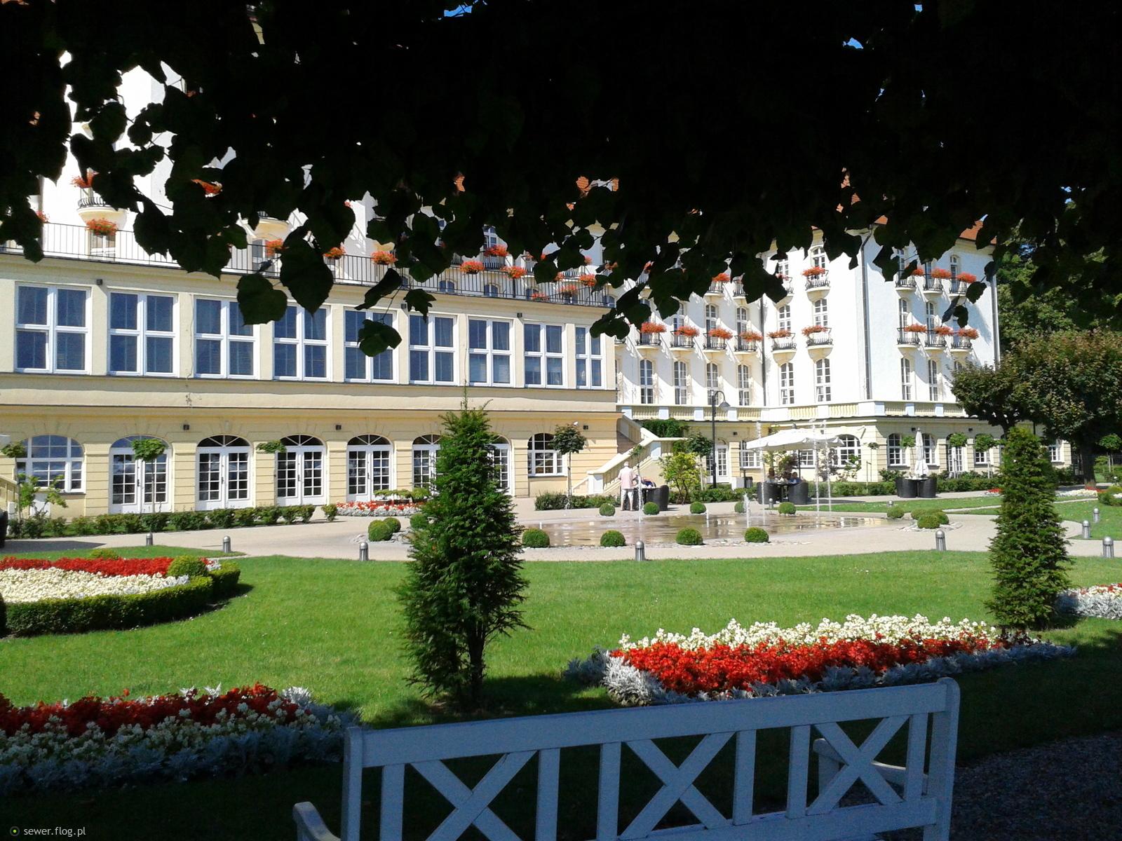 ,,Pozdrawiam z Sopotu,,----piękne pozdrowienia dla wszystkich Flo...
