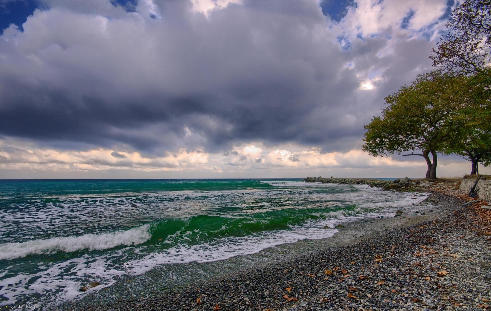 Szmaragdowe morze ... ;))