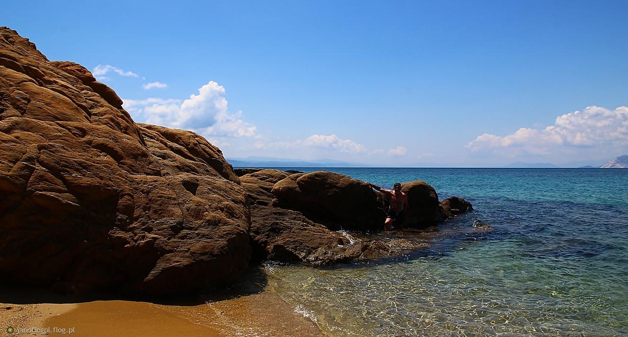Letnie wspomnienia - Skopelos