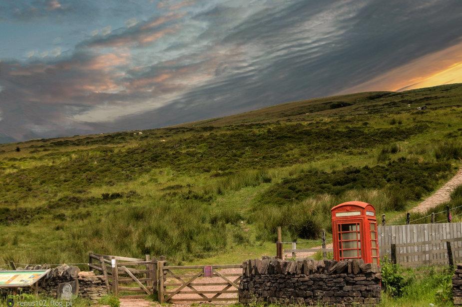 Walijskie krajobrazy................