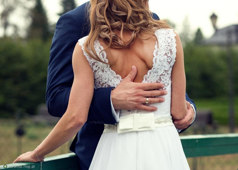 Ślubnie...plenerowo :)