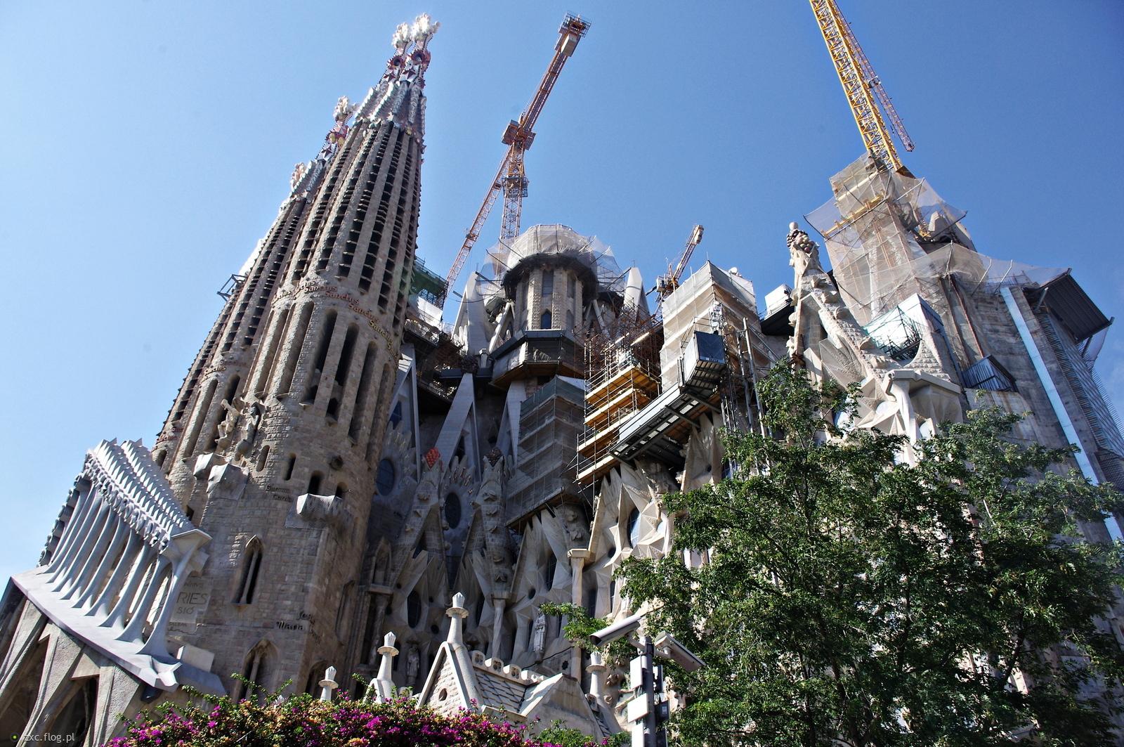Barcelona, Sagrada Familia cz.39