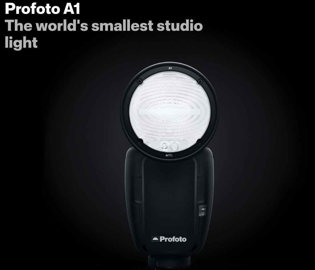 Lampa Profoto A1