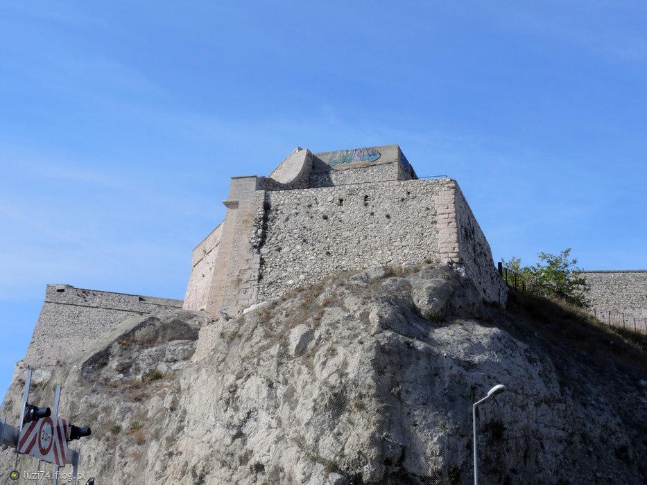 Marsylia Fort Saint-Nicolas