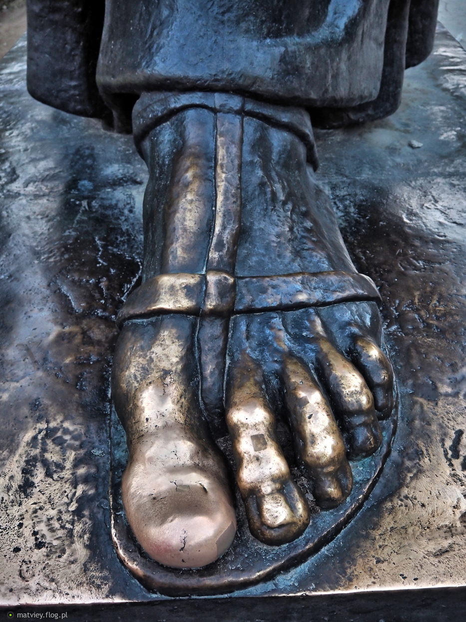 Pomnik Grgura Ninskiego w Splicie