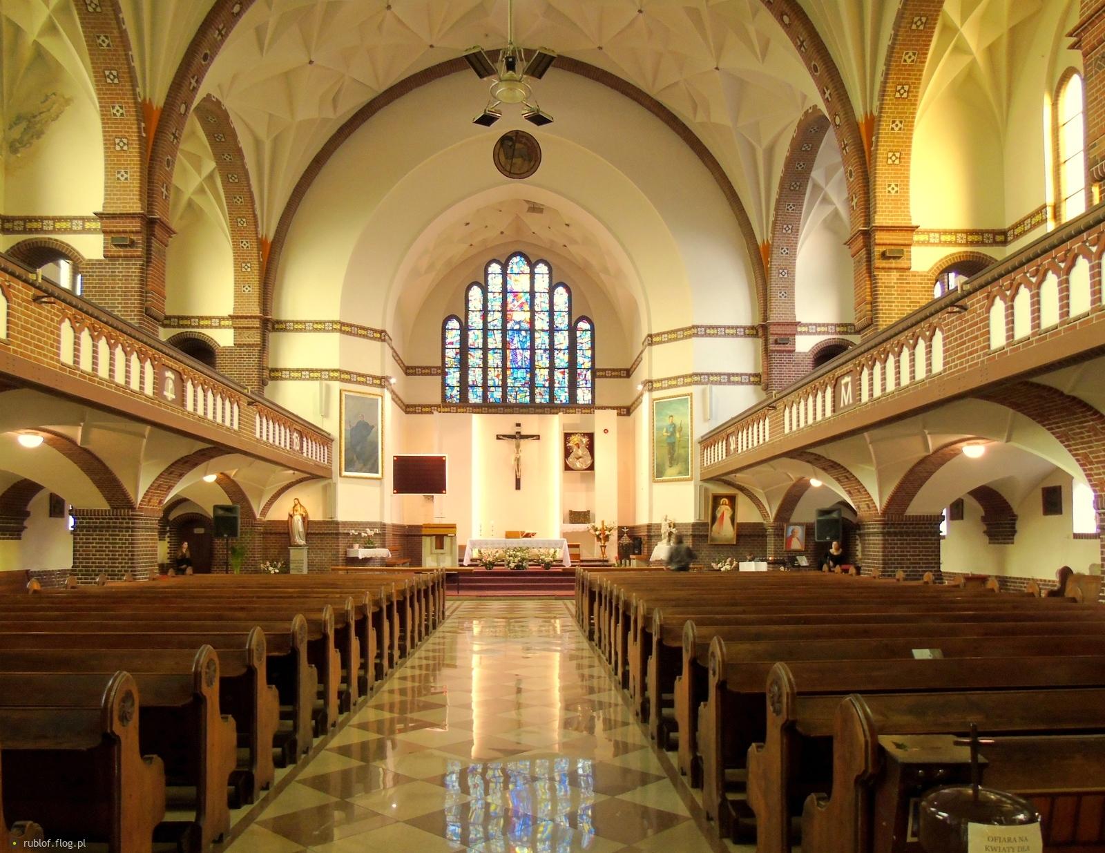 Kościół św. Andrzeja Boboli w Bydgoszczy