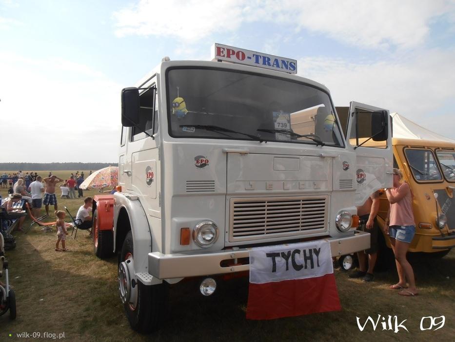 13 Master Truck 2017- Jelcz 317 Epo-Trans, Kamaz 5511 Wichot