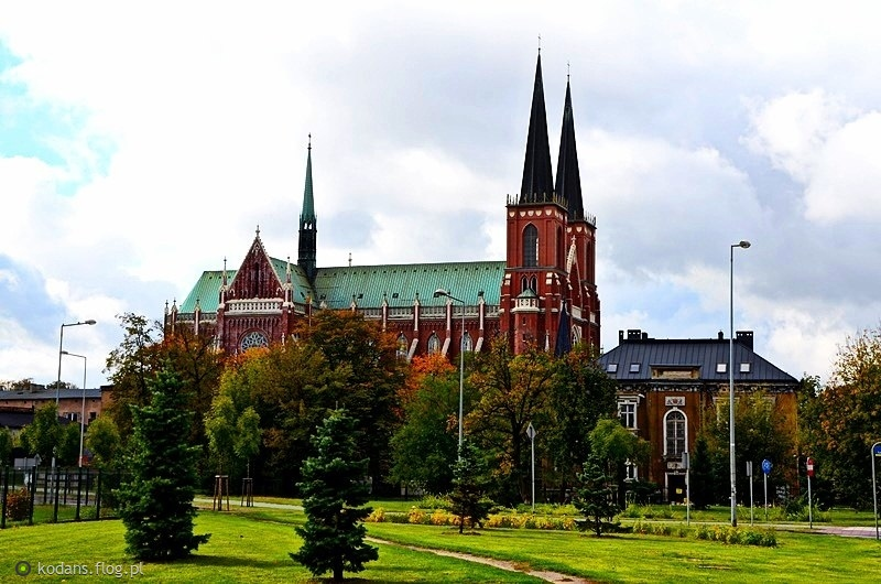 Bazylika archikatedralna Świętej Rodziny w Częstochowie