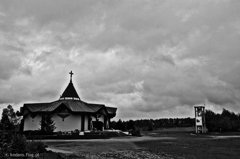 Sanktuarium św. Ojca Pio na Przeprośnej Górce