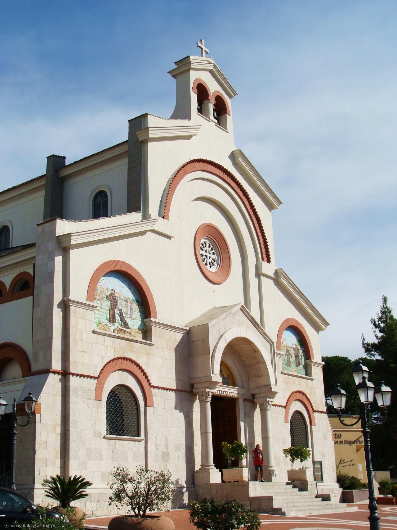 Convent of Friars Minor Capuchin of Pietrelcina