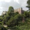 Ruiny zamku w Kazimierzu <br />Dolnym nad Wisłą.