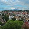 Widok na Cieszyn z wieży <br />Piastowskiej  :: Miłego oraz pogodnego dni<br />a dla miłych gości