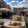A może kawa...? :: Poznań 2017 r.