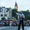 Teatr uliczny w Augustowi<br />e. Wspomnienie wakacji.