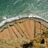 Widok z klifu Cabo Girao:<br />)