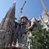 Barcelona, Sagrada Famili<br />a cz.39 :: Sagrada Fam&amp;iacute;li<br />a, właśc. hiszp. Templo E<br />xpiatorio de la Sagrada F<br />amilia, katal. Temple E