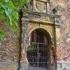 Pałacowe wejście...