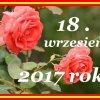 ♥ ♥  KARTKA Z KALENDARZA<br />  2017.09.18. –.♥ ♥ ♥
