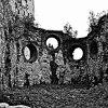 Zamek Tenczyn w Rudnie - <br />pozostałość kaplicy