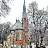 Cmentarz Mater Dolorosa -<br /> Kaplica