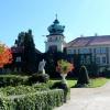 Zamek Lubomirskich w Łańc<br />ucie