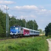 "EP07-1003 :: 29.08.2017. Szlak: Ozimek - Chrząstowice, linia D29-144. EP07 z poc. IC 16105 ""Fredro"" rel"