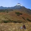 relaks w cieniu wielkiej <br />góry