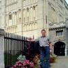 Zamek w Norwich w Anglii.<br /> Pełen obraz w filmiku