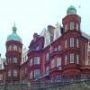 Budynek mieszkalny nad ka<br />nałem La Manche w Cromel <br />w Anglii