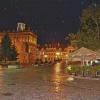 Noc meteorów na Sandomier<br />skiej starówce:) ::