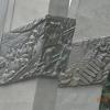 Jak pisałem w pierwszym w<br />pisie dotyczącym Pomnika <br />Saperów na każdym z sześc<br />iu pylonów znajduja się t<br />ablice pokazujące pracę s<br />aperów.