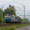 ET42-15 + SM42-1220 :: 24.09.2017. Deuet PKP Cargo opuszcza Częstochowę Stradom i wjeżdża na szlak w kierunku Częstochowy G