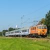 """EP08-001 :: 30.08.2017. Szlak: Pawonków - Lubliniec, linia D29-61. EP08-001 prowadzi poc. IC 61110 """"Ślęża&q"""