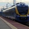 EN79-001 (45WE-014E) :: EN79-001 (45WE-014E) KMŁ SKA3 relacji Kraków Główny -Tarnów oczekuje odjazdu z peronu 1 na stacji Bo