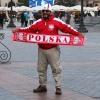 Kraków street photo ... j<br />edziemy dalej