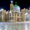 meczet w Tabas :: Tabas to niewielkie, ale najbardziej pustynne miasto w Iranie. Same w sobie nie jest najciekawsze, a