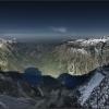 Jeden z najpiękniejszych <br />widoków jakich doświadczy<br />łem w Tatrach wysokich ..<br />.