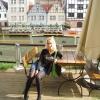 ,,Spacerkiem przez Gdansk<br />,,---pozdrawiam weekendow<br />o wszystkich;)))