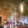 Campiglia dei Berici (pro<br />v. Vicenza), Villa Repeta<br />, Sala affrescata, 7.06.2<br />017.