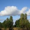 Widoczek z chmurką ;)