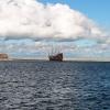 GDYNIA - Statek wycieczko<br />wy DRAGON + FILMIK ⛵  ☸ ⛵<br /> dla Ciebie Lucku z pozdr<br />owieniami znad morza
