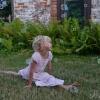 Dziecięcy taniec wśród mydlanych baniek z zapachem zielonych ziół . ::