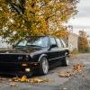 Jesiennie E30.