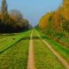 Jesienny spacer wałem nad<br /> Narwią z Zegrza Płd. do <br />Wieliszewa