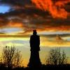 Rzeszów - Figura św. Jana<br /> Nepomucena