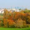 Jesienna panorama Warszaw<br />y z Górki Szczęśliwickiej