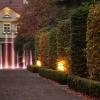 Tańczące fontanny w Parku<br /> Oliwskim minionej soboty<br /> :)