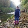 Jesienny spacer;)
