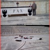 Na polskim cmentarzu woje<br />nnym pod Monte Cassino.